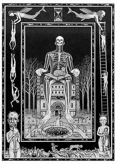 #A3/a4 size - #death hell art weird #psychedelic  poster  art print poster  # 29,  View more on the LINK: 	http://www.zeppy.io/product/gb/2/162015085376/