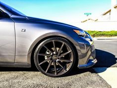 MPPSOCIETY Modified Cars 3isVader Lexus ISI350 Vossen wheels 04