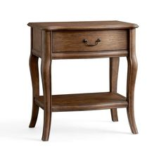 Calistoga Bedside Table | Pottery Barn AU