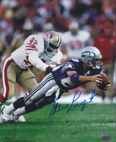 Steve Largent - Seattle Seahawks