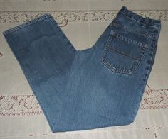 The Childrens Place Boys Jeans - 12 - 26W x 25.5L