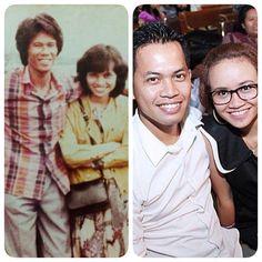 #past & #present #mom & #dad #me & #mybeloved  believe in GOD's plans...