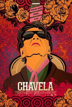 Chavela (2017) [1019 x 1500]