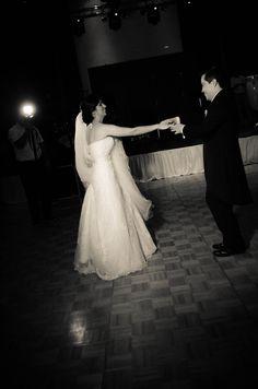Secuencia del baile