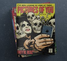 Tales from The Smith Comic Book - Pictures of You