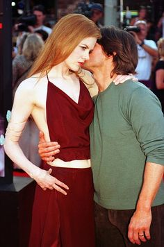"Tom Cruise and Nicole Kidman - ""Eyes Wide Shut"" Premiere"