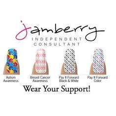 Jamberry Nail Shields