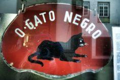 Bar O Gato Negro - Santiago de Compostela