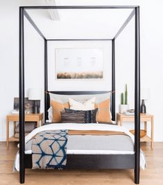 Architecture Bed In 2019 Bedroom Inspiration Modern Canopy Bed