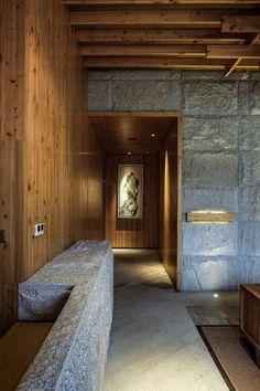 lin kaixin design / guigu spa pavilion, fuzhou fujian