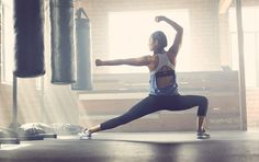 HIIT for Beginners Week 3: Kickboxing Intervals