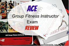 ACE Group Fitness Instructor (GFI) Exam Review