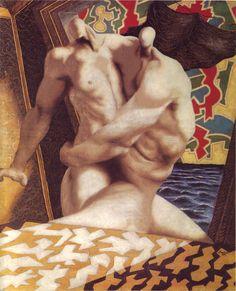 Alberto Savinio, Le retour, 1929