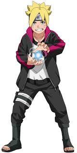 Boruto Uzumaki is a character from Naruto series, he is the main protagonist of Boruto: Naruto Next Generation and the biological son of Naruto Uzumaki and Hinata Hyuga. Naruto Shippuden Sasuke, Anime Naruto, Boruto Rasengan, Manga Anime, Boruto And Sarada, Naruto Art, Hinata Hyuga, Kakashi Hatake, Photo Naruto