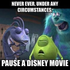 15 Horrific Times We Regretted Hitting 'Pause' On A Disney Film