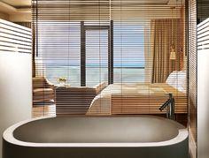 Jumeirah Bilgah Beach Hotel - Bathroom in Family Suite