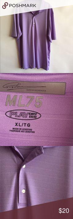 Polo Golf polo Greg Norman Shirts Polos