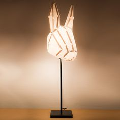 Rabbit Lampshade Medium, $42, now featured on Fab.