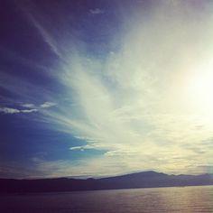 Good morning world, Toba Lake - Indonesia