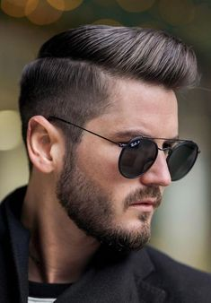 10 Coolest Beard and Hairstyle Combos