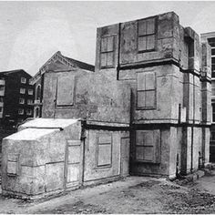 Rachael Whiteread 'house'