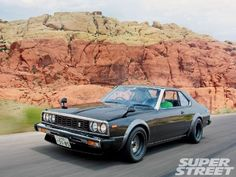 1977 NISSAN SKYLINE 2000GT-EX - PURE JAPANESE MUSCLE