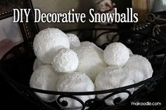 The Best DIY Winter Home Decorations Ever: 18 Great Ideas | Style Motivation