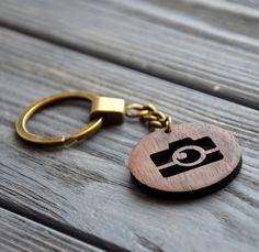 273 best wooden keychains