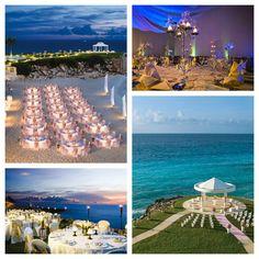 Destination wedding inspiration from Dreams Cancun!