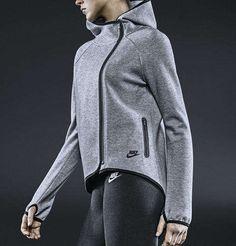 Triple Threat Sportswear: Nike Tech Fleece-Kollektion Source by Sport Fashion, Look Fashion, Fitness Fashion, Fashion Outfits, Gym Fashion, Lifestyle Fashion, Nike Tech Fleece, Nike Workout, Workout Wear