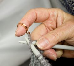 Best knitting tool ever!!! Check the reviews. Original design by Vera.  Now available custom made rings for you.!!!