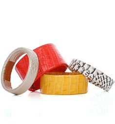 Love these Brahmin bangles!