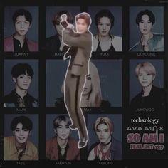 Kpop Memes, Funny Memes, Nct 127 Mark, Nct Life, Nct Johnny, Jung Jaehyun, Jaehyun Nct, Nct Taeyong, Wholesome Memes