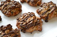 Pre/Post Workout Protein Cookies