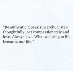 Life Quote: