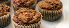 Naturally Sweet: Fruity No-Sugar Muffins —Vegan, Too!