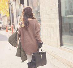 Best Of Street Style on Pinterest   Olivia Palermo, Miranda Kerr ...