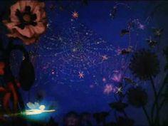 fantasia walt disney's 1940 original movie Nutcracker Suite part1- fairies dancing