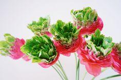 Green Baton //flower