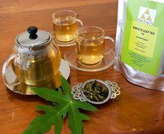 Os 12 Benefícios do Chá de Folha de Mamão Para Saúde 【Atualizado】