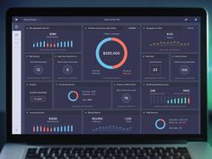 Sush.io new Dashboard by Kevin Cdnc for Sush.io