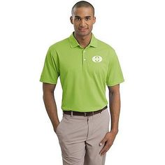 Brightly colored polos make fabulous #spring giveaways!