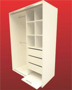 Productos y Artículos | Placard 120x180x60 con 2 Puertas Artículo 701