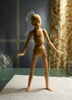 » Morezmore #25Ball-Jointed Doll (BJD): Figuring Out The Mechanics. Part 2***