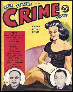 1940s True Gangster Crime