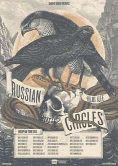 Russian Circles | Error! Design