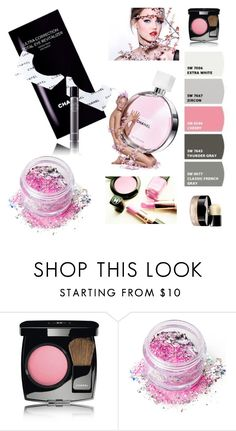 """charms"" by fl4u on Polyvore featuring beauty, Chanel and In Your Dreams"