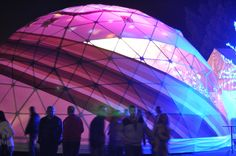 IGLOO - Stainless steel, products and hire structures