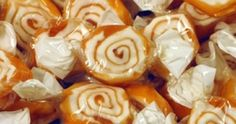If toffee is your thing then you'll love these Toffee Whirls.  Just looking at the brings back the memories, they are deliciously creamy and chewy.