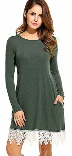 15524882f4 27 Long-Sleeve Dresses From Amazon You ll Actually Want To Wear
